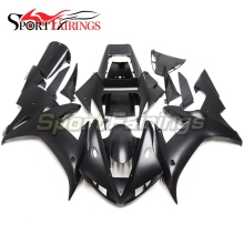 Fairings Fit Yamaha YZF1000 R1 Year 2002 2003 02-03 ABS Motorcycle Fairing Kit Bodywork Motorbike Cowling Flat Black - Sportfairings Co. Ltd. store