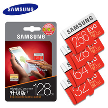 Buy SAMSUNG 100Mb/s Memory Card 128GB 64GB 32GB Micro SD Card Class10 U3 256GB Microsd Flash 16GB mini Card Phone SDHC SDXC for $6.59 in AliExpress store