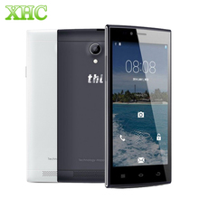 Original THL T6C 5.0''Android 5.1 Lollipop Smart Phone MTK6580 Quad Core 1.3GHz RAM 1G ROM 8G WCDMA 3G Mobile Phone Drop Shiping