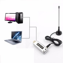 1pc USB 2.0 DVB-T Digital TV Receiver HDTV Tuner Dongle Stick Antenna IR Remote