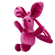 Hiinst plush doll 2017 Rabbit Soft Plush Toy Singing stuffed animal Kid Doll Gift soft toy 1pc*R Drop(China)