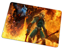 Dota mouse pad Natural rubber mousepads best gaming mouse pad gamer Professional large personalized mouse pads keyboard pad cool(China)