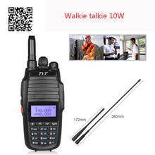 Upgrade Version Original Tytera 10W tyt th-uv8000d for VHF UHF Dual band amateur FM radio transceiver 10w powerful walkie talkie(China)