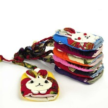 Manufacturers selling animal series key bag ethnic rabbit key bag wholesale package mini small not Wallet Key personality(China)
