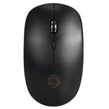 2.4G 4 Key 1000DPI-2000DPI Mini Mouse Slim Wirelss Mouse Optical Mice with Receiver for Office Desktop Laptop(China)