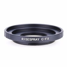 Buy Adapter Ring C Mount Movie Lens FX Mount C-FX CCTV Lens mount adapter ring for $2.16 in AliExpress store
