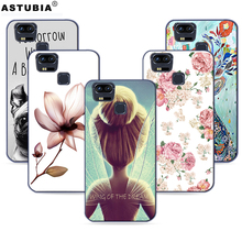 Phone Cases For ASUS ZenFone 3 Zoom ZE553KL Case Cover Brand Fashion Plastic Silicone Cover For ZenFone 3 Zoom Case Capa Fundas(China)