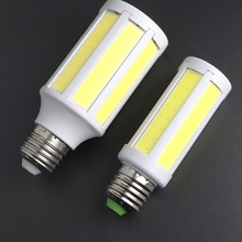 7W 10W led corn bulb lamps COB light 2 color option E27 B22 E14 AC220V/AC110V indoor use home luminous save energy W(China)