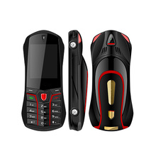Bar Style Car Shaped Mini Mobile Phone NEWMIND F1 GSM900/1800MHz Dual SIM Cards FM Radio and Bluetooth Supported