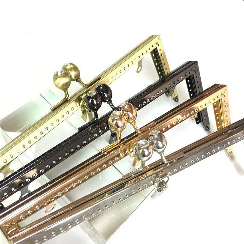 20-S-BS-ZS Bag clasp handbag handle frame  (5)