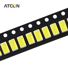 100% Original Epistar High Lumen SMD 5730 / 5630 lamp Chip 50-55lm light - Emitting Diode LEDs For LED Strip light Bulb