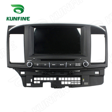 KUNFINE Octa Core Android 6.0 Car DVD GPS Navigation Multimedia Player Car Stereo Mitsubishi Lancer 2014-2015 Headunit P5
