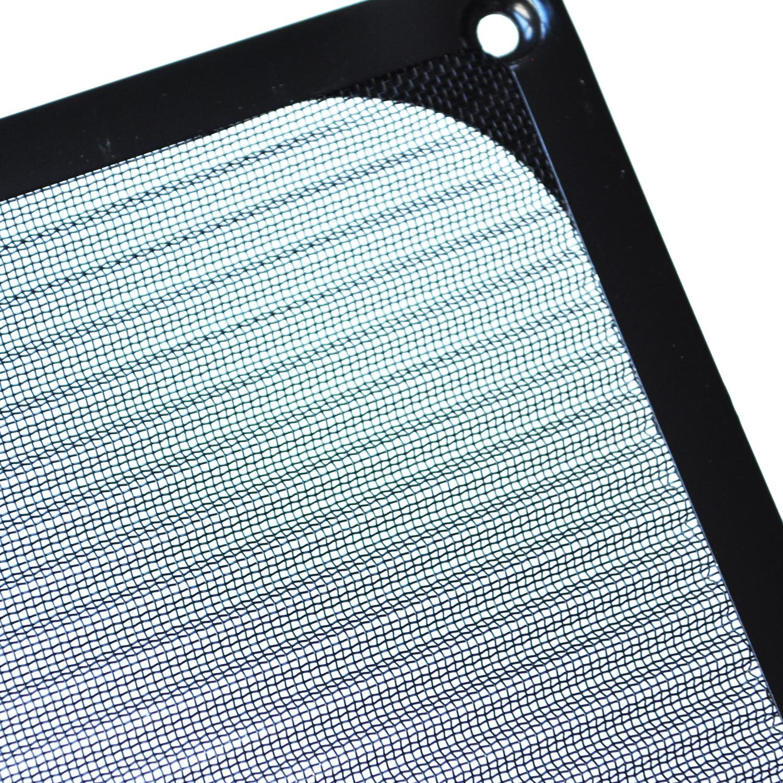 Противопылевой фильтр для компьютера своими руками