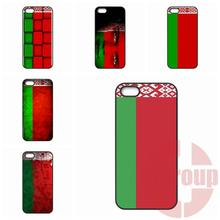 Hard PC Skin accessories Belarus Flag For Apple iPhone 4 4S 5 5C SE 6 6S Plus 4.7 5.5 iPod Touch 4 5 6