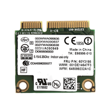 Dual Band Wireless WiFi Card For LENOVO FRU 60Y3195 Advanced-N WiMAX 6250 New(China)