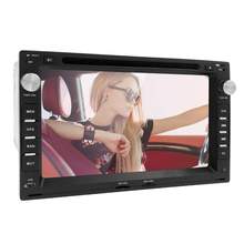 SteeringCar DVD Automotivo 2 Din 7 Inch Car DVD Player For VW/Volkswagen/PASSAT/B5/MK5/GOLF/POLO/TRANSPORTER With Radio 8g maps