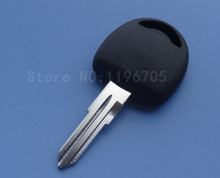 Free Shipping  left blade Transponder Key shell case fob for Vauxhall Opel key   without logo wholesale