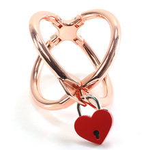 Buy Cross Lockable Sex Handcuffs Slave BDSM Adult Games Bondage Restraints Metal Hand Cuffs Sex Toys Couples Fetish Products