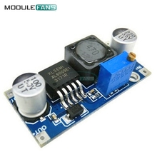 DC-DC Adjustable Power Supply Module XL6009 Boost Power Converter Module Replace LM2577 Module