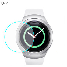 UVR 2Pcs/lot For Samsung Gear S2/S3 Nano Materials Screen Protector Film For Samsung Gear S 2 S 3 Smart Wrist(China)
