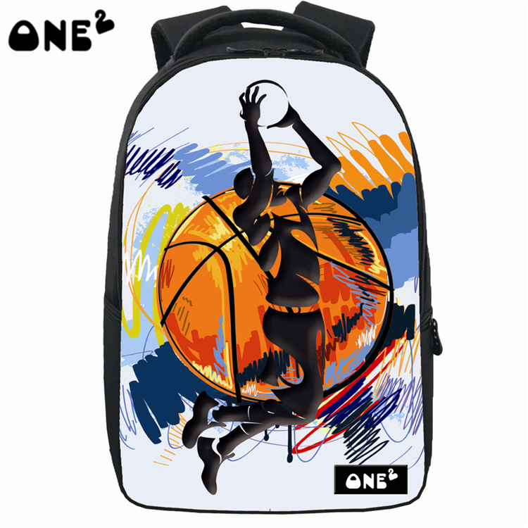 ONE2 New design laptop backpack bag france style backpack 3d teenager kids backpack with wheels custom design backpacks<br>
