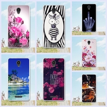 Back Cover For Fundas Alcatel Pop 4 Case Phone Shell Capa Soft TPU Protector Case For Alcatel One Touch Pop 4 Case Silicone 5.0""