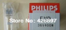 PHILIPS 7787 EVD 36V 400W bulb,microfilm slide projector photo enlarger,36V400W G6.35 halogen lamp(China)