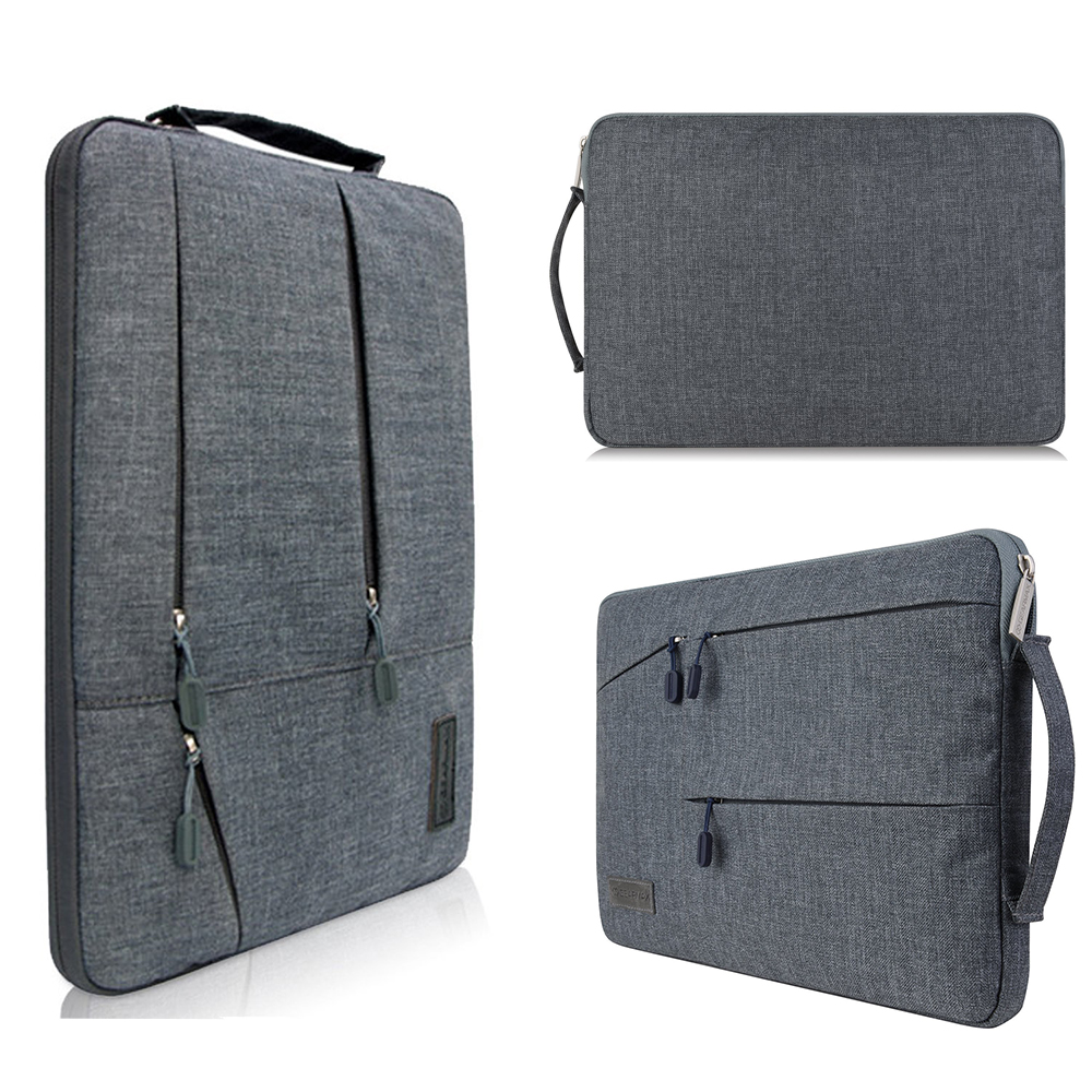 GEARMAX New Laptop Bag Case Laptop Sleeve for Macbook Air Pro with 3 Pouches for Lenovo Sumsung Asus 11 13 15inch Travelling Bag<br><br>Aliexpress