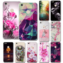 Buy Xiaomi Redmi Note 5A Prime Cases Silicone Phone Cases Xiaomi Redmi Note 5 Cover Xiaomi Redmi 5 5 Plus bags Coque for $1.44 in AliExpress store