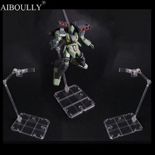 High Quality Action Base Suitable Display Stand For 1/144 HG/RG Gundam/Figure Animation Cinema Game ACG Game Toy(China)