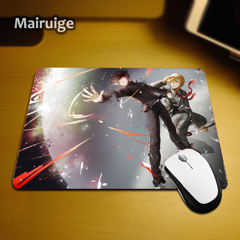 New Anime Mob Psycho 100 Kageyama Shigeo Computer Gaming  Mouse Pad Thickened