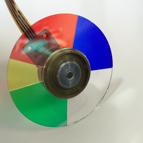 5 segmento 40 mm projector color wheel for Benq ms610 MP612C MP612 MP622C <br><br>Aliexpress