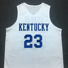 JAMAL MURRAY Kentucky Wildcats White Basketball Jersey Embroidery Stitched Customize any size and name(China)