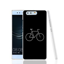 19597 bikes bicycle cell phone Cover Case for huawei Ascend P7 P8 P9 lite mini Maimang G8
