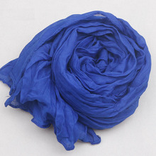 170*45CM New 2015 Fashion Women Scarf Candy Color Soft Shawl Scarves Female Cape 20 Colors Available(China)