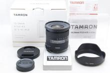 Buy Tamron 10-24mm f/3.5-4.5 Di II VC HLD Lens Canon 800D 77D 200D 80D 70D 700D 760D 750D 700D 650D for $530.00 in AliExpress store