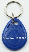 10pcs/bag RFID key fob keyfob 125KHz proximity ABS key tag token access control TK4100 EM4100