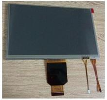 NoEnName_Null 7.0 inch TFT LCD Screen with Touch Panel (Small Interface) LMS700KF07 WVGA 800*480(RGB)