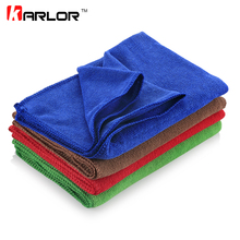 4pcs/pack Drying Towel Mcrofiber Car Auto Care Cleaning Wash Polishing Waxing Detailing Cloth Kitchen Housework Maintenance(China)