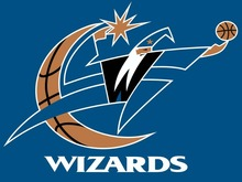 LIANSHANGMEI Washington Wizards flag 3ftx5ft Banner 100D Polyester Flag metal Grommets