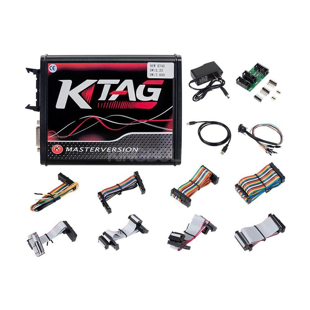 Ktag V7.020 V2.23 ECU Chip Tuning Programming Tool (8)