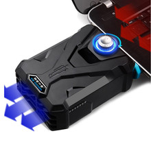 Mini Vacuum USB Side Draft Laptop Cooler Air Extracting Exhaust Cooling Fan CPU Cooler for Notebook P4PM