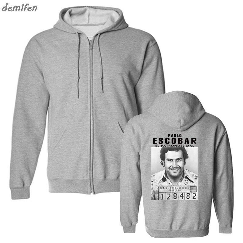 Pablo Escobar Street Legend Hoodie