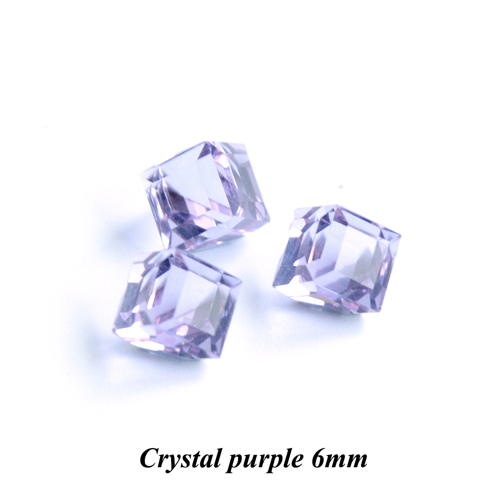 crystal purple 6mm
