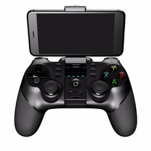 iPega PG-9077 Wireless Bluetooth Handle Wireless Games Joystick Game Accessories For Smart Phones Tablets Smart TV(China)