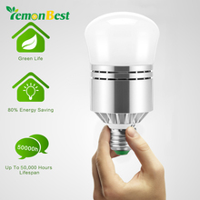Lemonbest 12W E27 Led Sensor Light Bulb SMD 2835 AC85-265V 1080LM Auto Dusk to Dawn Bulbs Corridor Balcony Park Courtyard Indoor(China)