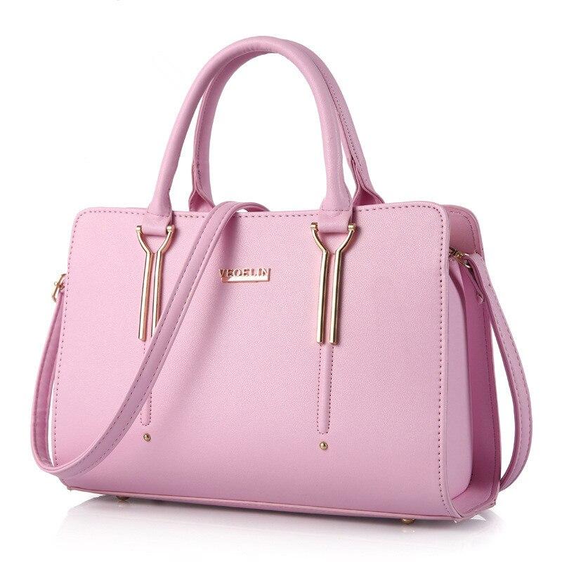 Top-Handle bag 2017 new arrivals large capacity handbag luxury ladies shoulder bag High quality PU leather ladies bags<br><br>Aliexpress