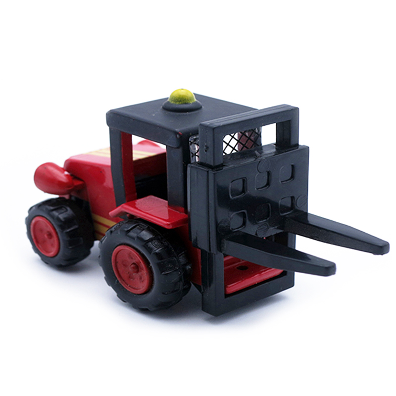 Red bob the builder Diecast Trix Forklift