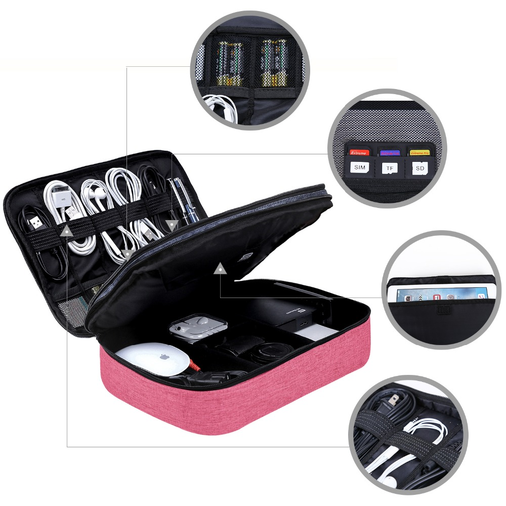 Bag for Electronics Portable 105