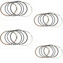 Motorcycle Piston Rings 4 Packs STD Bore Size 55MM Scooter Accessories Motorbike Engine Parts For Yamaha XJR400 XJR 400